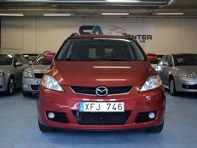 begagnad Mazda 5 2.0 Touring 7-sits 145hk