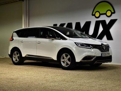 begagnad Renault Espace 1.6 dCi Zen Panorama Navi HUD AUT 7-sits (160hk)