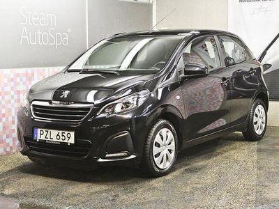 begagnad Peugeot 108 PureTech 5dr (68hk)