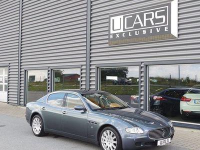 begagnad Maserati Quattroporte 4.2 V8 Duo Select 2005, Sedan 359 000 kr