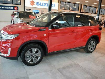 begagnad Suzuki Vitara 1.4T AllGrip 4x4 Hybrid Sommarkampanj