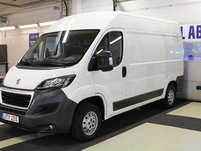 begagnad Peugeot Boxer Van 2.0 HDI BlueHDi (163hk) Bakgavellyft