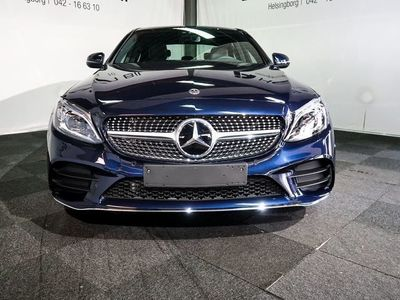 begagnad Mercedes C220 D 4MATIC SEDAN AMG Vinter