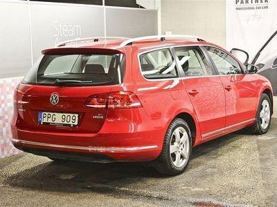 begagnad VW Passat 1.4 TSI EcoFuel Variant -13