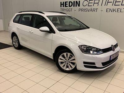 begagnad VW Golf SportsCombi 1,2 / Dragkrok / V-Hjul