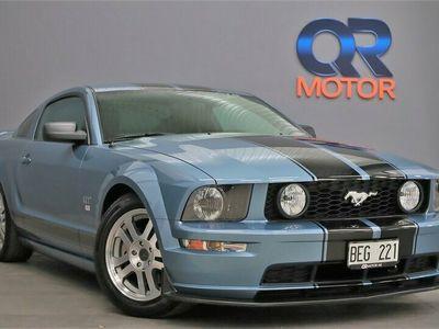 begagnad Ford Mustang GT 4.6 V8 Automat Läder 2005, Sportkupé Pris 239 500 kr
