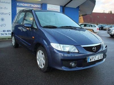 begagnad Mazda Premacy 2.0 Automat Exclusive-Line 130h