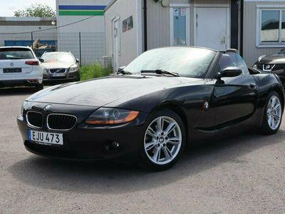 begagnad BMW Z4 2.5i 192hk
