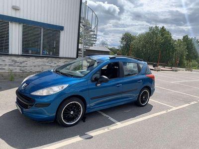 begagnad Peugeot 207 1.6HDI