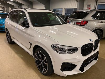 begagnad BMW X3 M Competion Panorama 2020, SUV 809 900 kr