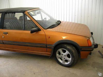 begagnad Peugeot 205 cti-cab -88