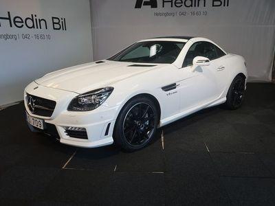 begagnad Mercedes SLK55 AMG AMG AMG SpeedShift Plus 7G-Tronic, 421hk, 2012