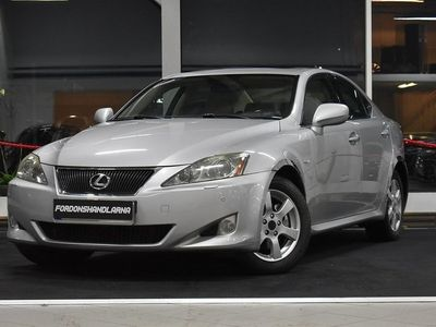 begagnad Lexus IS220d 2.2 177HK FRÅN ENDAST 750KR/MÅNADEN
