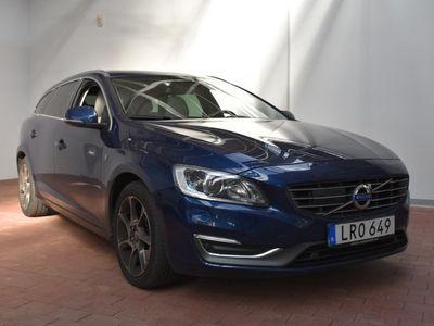 begagnad Volvo V60 Momentum, Ocean Race