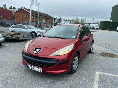 begagnad Peugeot 207 1,4 5D