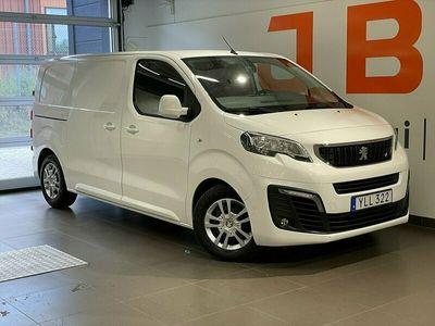 begagnad Peugeot Expert PRO 1.6 BlueHDi L2 - Webasto 2018, Transportbil Pris 193 500 kr