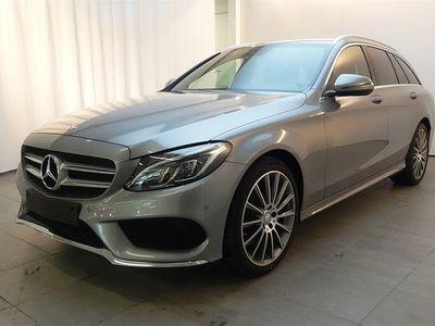 begagnad Mercedes C220 d 4MATIC KOMBI Kombi