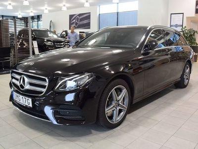 begagnad Mercedes 300 E-KlassDE Hybrid Demo, AMG, Pluspaket, Widescreen