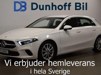 begagnad Mercedes 180 A Benz A BLACK WEEK7G-DCT Euro 6 2018, Halvkombi 268 900 kr