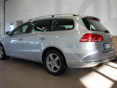 begagnad VW Passat 2.0 TDI 140 HK BMT Masters