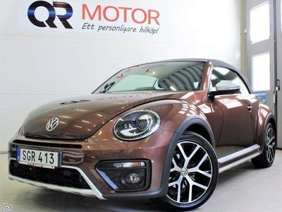 brugt VW Beetle TheCabriolet Dune 1.4 TSI Euro 6 150hk