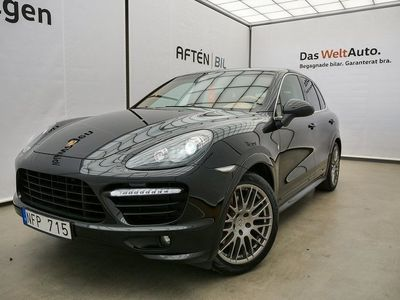 begagnad Porsche Cayenne GTS 420hk Sv-Såld Navi Drag