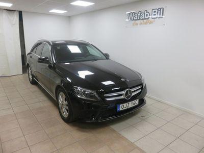 begagnad Mercedes C200 T d SE 9G-Tronic Euro 6 160hk
