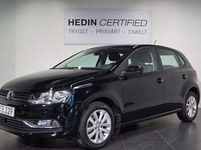 begagnad VW Polo 5 - dörrar 1.2 TSI Euro 6 90hk