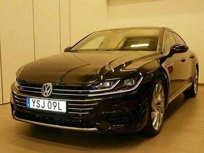 begagnad VW Arteon GTS R-LINE 2.0 TDI 240 DSG7 4MOT 2020, Sedan Pris 429 000 kr