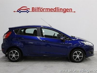 gebraucht Ford Fiesta 1.0T EcoBoost 5-Dörr 100Hk Svensk -16
