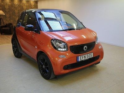 begagnad Smart ForTwo Coupé 1.0 Euro 6