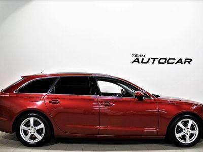 begagnad Audi A6 Aut 177hk Pro Line M-Värmare Drag El-baklucka