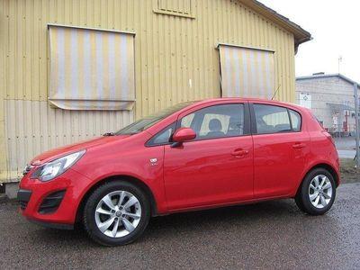 begagnad Opel Corsa 5-dörrar 1.4 Automat 100hk