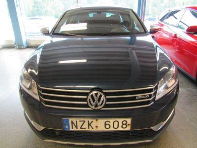 begagnad VW Passat Alltrack