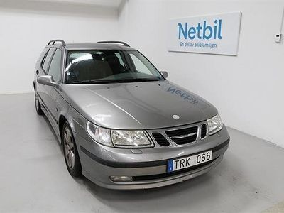 begagnad Saab 9-5 2.3t SportCombi 185hk -03