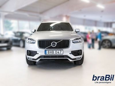 "begagnad Volvo XC90 D5 AWD R-Design VB 20"" 7-säten"