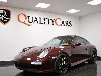 begagnad Porsche 911 Carrera S 997