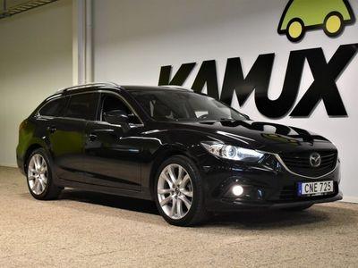 begagnad Mazda 6 2.5 Kombi (192hk) Optimum