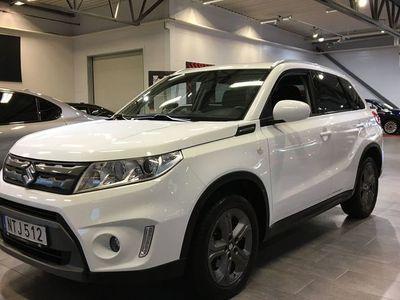 begagnad Suzuki Vitara GL Plus 1.6 VVT 120hk
