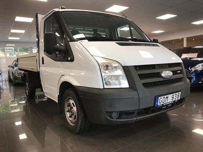 begagnad Ford Transit Chassis Cab 2.2 TDCi 85hk