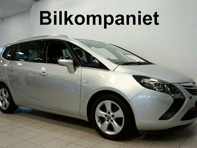 begagnad Opel Zafira 1,4T 140hk 7 Sitsig ecoflex