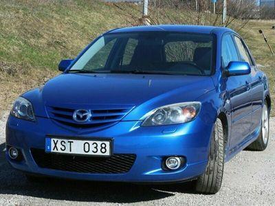 begagnad Mazda 3 KOMBISEDAN 2.0 S