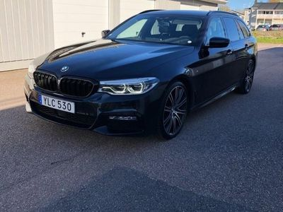 begagnad BMW 540 i xDrive M-sport