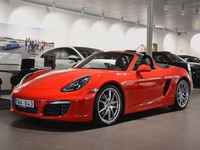 begagnad Porsche Boxster S S