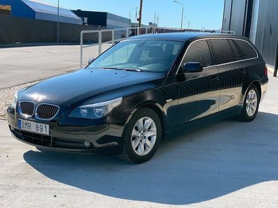 begagnad BMW 523 i Touring 2006, Personbil 35 800 kr