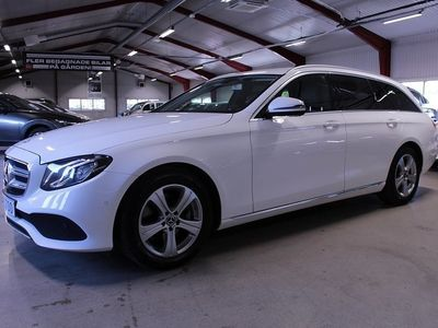 begagnad Mercedes E220 4MATIC Kombi SE Edition