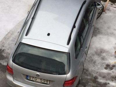 begagnad VW Golf variant 4motion