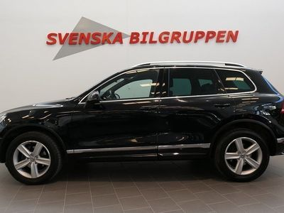 used VW Touareg 3.0 TDI 4M Aut R-line Drag Nav