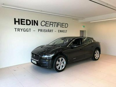 begagnad Jaguar I-Pace SE EV Panoramatak Leasebar 360-k 2019, SUV Pris 684 900 kr