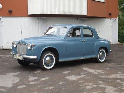 begagnad Rover 75 2.2 Four Door Saloon (1957) svensks
